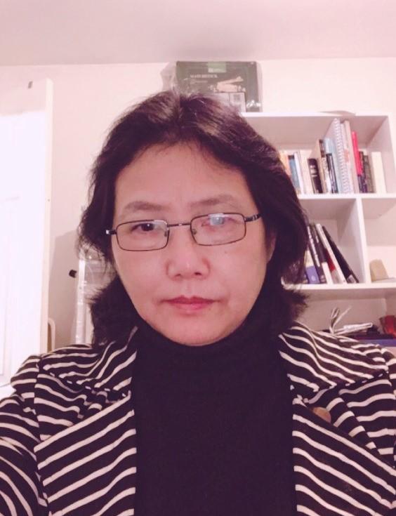 Dr Hongmei He